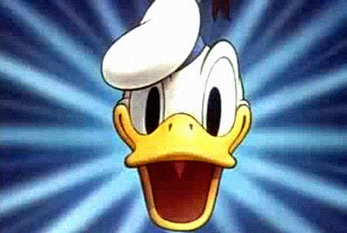 Happy donald duck june 9 is his birthday
