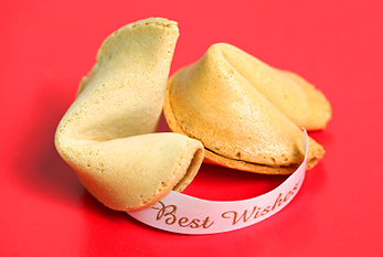 Two Fortune Cookies