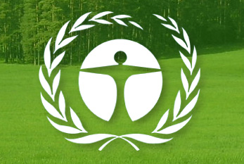 The logo for United Nations Environment Programme.