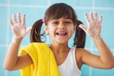 Global Handwashing Day 2015