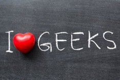 Embrace Your Geekness Day 2020